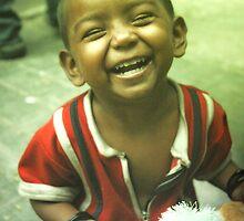 my  happy baby by Amagoia  Akarregi