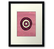 The Archer  Framed Print