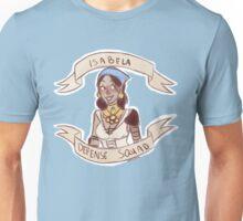 Dragon Age 2 - ISABELA DEFENSE SQUAD Unisex T-Shirt