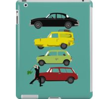 The Car's The Star: Britcoms iPad Case/Skin