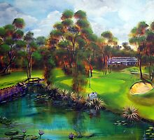 Agnes Water Golf Course - the drinkin' hole by tola