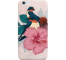 Barn Swallows iPhone Case/Skin