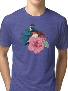 Barn Swallows Tri-blend T-Shirt
