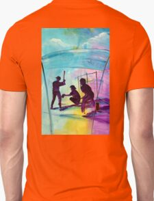 or something for the Baseball player/fan for Christmas? Unisex T-Shirt