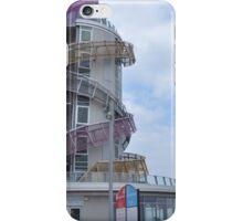 Redcar's Vertical Pier iPhone Case/Skin