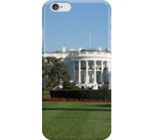 The White House iPhone Case/Skin
