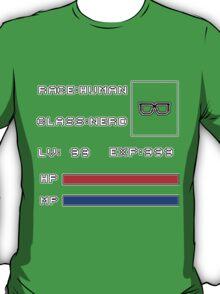 RolePlay Nerd Stats T-Shirt
