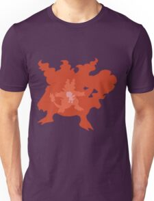 Lava Lizard Unisex T-Shirt