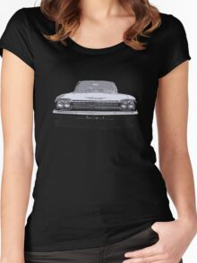 The Guzzler Tshirt Women's Fitted Scoop T-Shirt