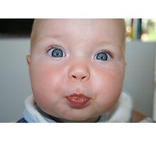 Pucker up! Photographic Print