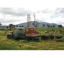 truckies!!! Photographic Print