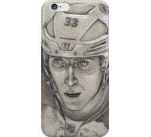 Zdeno Chara - Boston Bruins Hockey Portrait iPhone Case/Skin