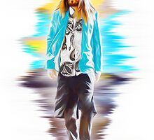Jared 'fashion' Leto  by olgapanteleyeva
