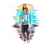 Jared 'fashion' Leto  Photographic Print
