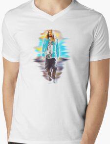 Jared 'fashion' Leto  Mens V-Neck T-Shirt
