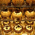 Brunetti's delicious desserts by Maggie Hegarty