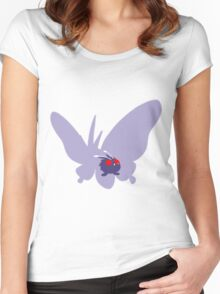 Nate to Moth Women's Fitted Scoop T-Shirt