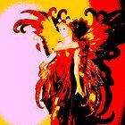 fire fairy by donald beynon