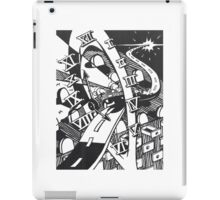 Highway of Time iPad Case/Skin