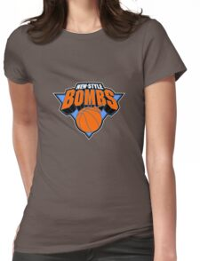 New Style Bombs Womens Fitted T-Shirt