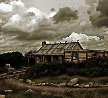 Craig's Hut, Mt Sterling by Samantha Cole-Surjan