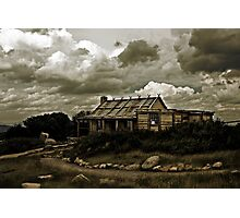 Craig's Hut, Mt Sterling Photographic Print