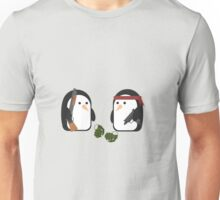 Penguin Mercenaries Unisex T-Shirt