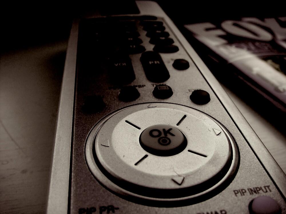 Remote by diongillard