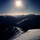 Winter Sun by HelenB