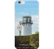 Chatham Light. iPhone Case/Skin