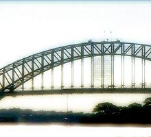 Dreaming of a bridge by diongillard