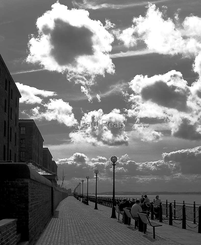 View from Albert Dock by Paul Reay