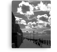 View from Albert Dock Canvas Print