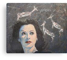 Dreamtime by Jane Ianniello Canvas Print