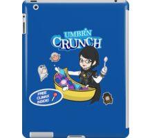 Umbr'n Crunch iPad Case/Skin