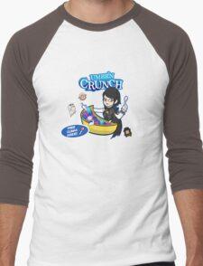 Umbr'n Crunch Men's Baseball ¾ T-Shirt