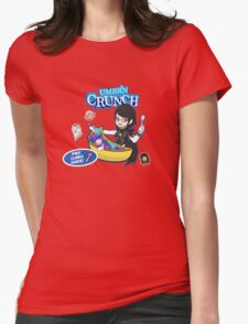 Umbr'n Crunch Womens Fitted T-Shirt