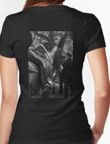 Gallant Steed IV Womens Fitted T-Shirt