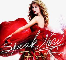 Speak Now Target Edition by Louieee47