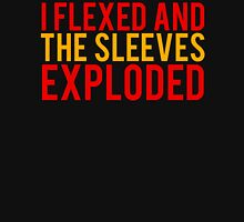 The Sleeves Exploded Funny Body Builder Tank Top