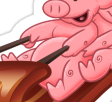 To-bacon Sticker