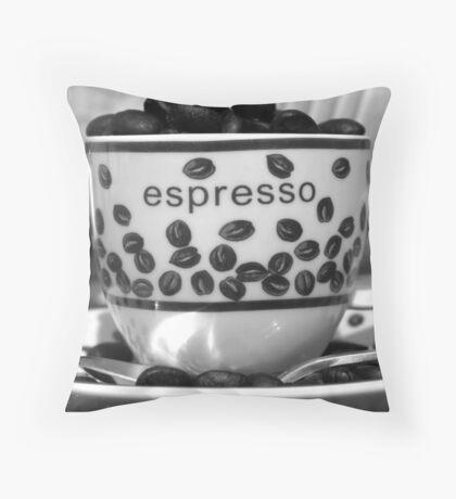 Espresso Anyone? Throw Pillow