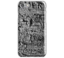Colosseum Wall iPhone Case/Skin