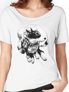 Jetpack Dog | Curtiss Women's Relaxed Fit T-Shirt