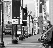 street music by Vince Thompson