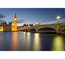 London, Westminster Photographic Print