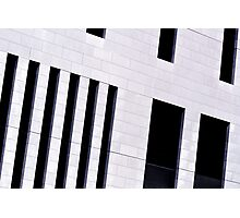 Abstract architecture 2 Photographic Print