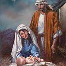 nativity by Jim rownd