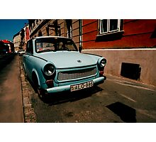 another Trabant view Photographic Print