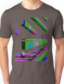 ball and blocks  Unisex T-Shirt